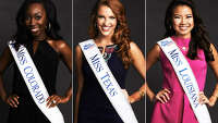 Miss America 2017 hopefuls boast their talents, charity work - Photo
