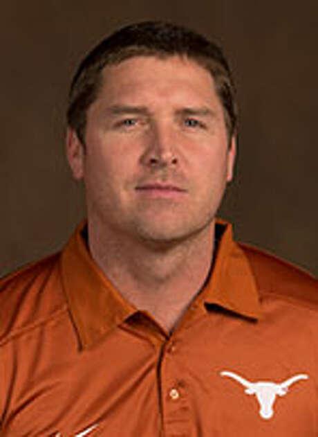 Sterlin Gilbert, Texas offensive coordinator