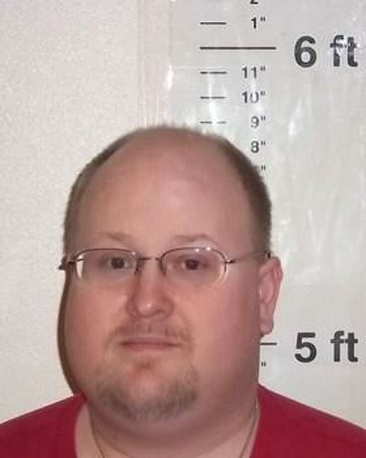 Stephen Twining, pictured in a Department of Corrections photo.