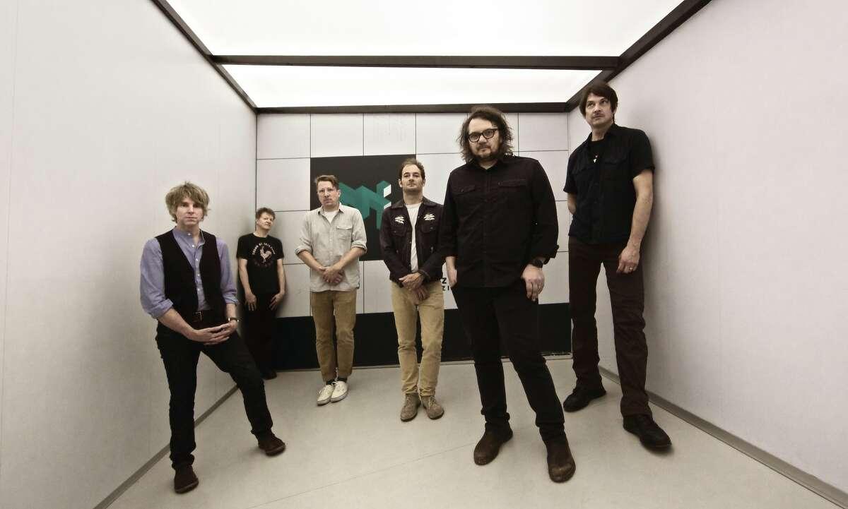 Wilco's latest album is 'Schmilco'