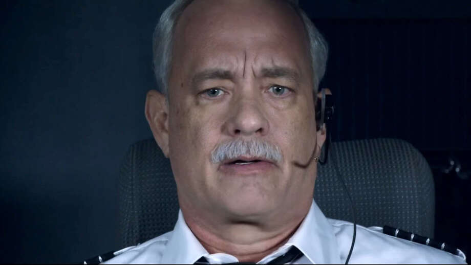 """Tom Hanks as Chesley 'Sully' Sullenberger in """"Sully."""" (Warner Bros. Pictures/Village Roadshow Films/TNS) Photo: Warner Bros. Pictures, HO / TNS / Handout"""