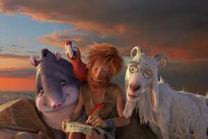 """The mild life """"The Wild Life"""" retells """"Robinson Crusoe"""" through the eyes of cute animals. The famous castaway finds clothing, shelter, anthropomorphized animal friends - everything he could possibly need but excitement.  Photo: Courtesy of Lionsgate"""