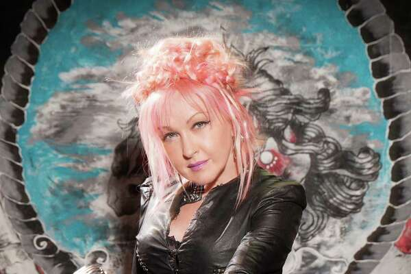 "Cyndi Lauper covers country classics on 2016 album ""Detour."""