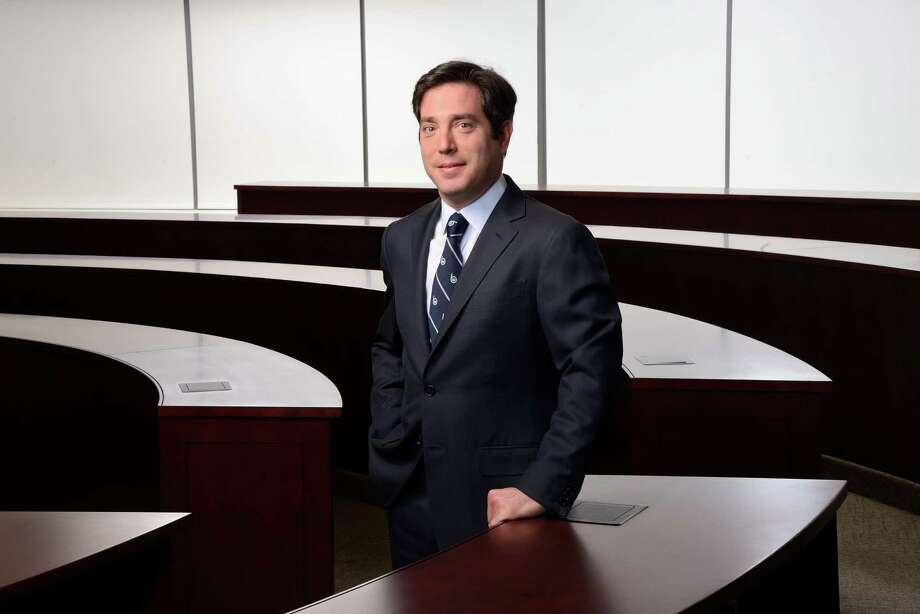 Robert Berkley Jr., CEO of Greenwich-based insurance firm W.R. Berkley. Photo: Contributed Photo / Greenwich Time Contributed