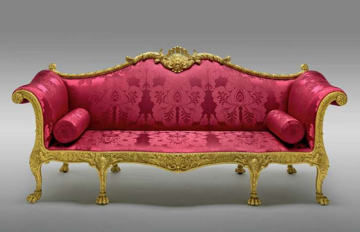 Rienzi, the European Decorative Arts Wing of the Museum of Fine Arts, Houston, has acquired the Dundas Sofa.