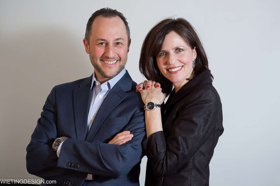 The TNS Group co-founder and CEO Ami Soifer and co-founder and director of HR Louise Soifer. Photo: Contributed Photo