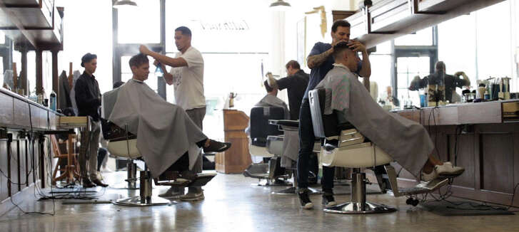Cutthroat Barbers' Heights location