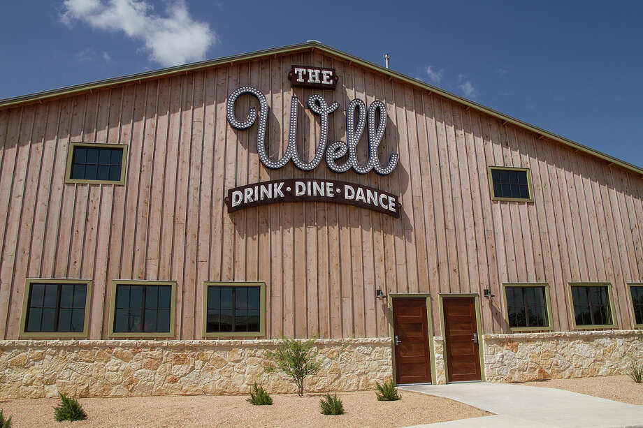 The Well is a combination restaurant, bar and Texas dance hall. It's the latest project from Big'z owner Lauren Stanley. Photo: Alma E. Hernandez /For The Express-News