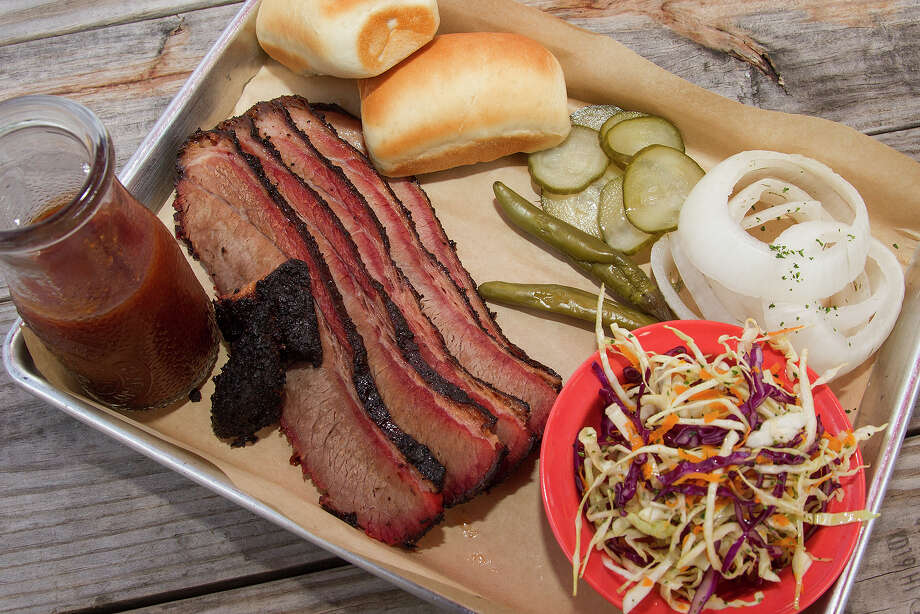 The Well isn't a barbecue joint, but it does brisket pretty well. Photo: Alma E. Hernandez /For The Express-News