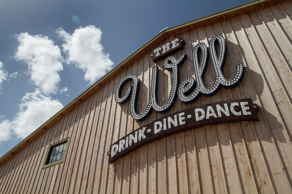 The Well is a combination restaurant, bar and Texas dance hall. It's the latest project from Big'z owner Lauren Stanley.
