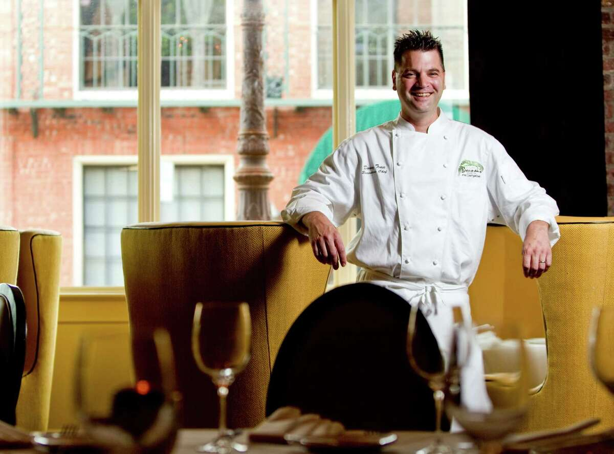 Brennan's executive chef Danny Trace