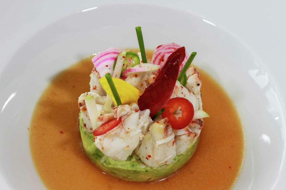 Colossal Lump Crab Salad at La Table