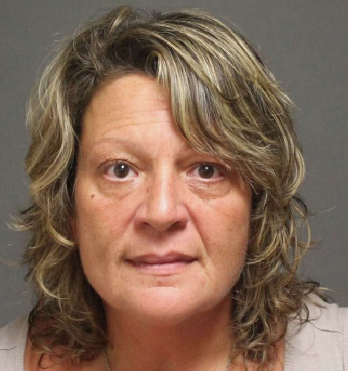 Carol Cardillo, 54, of Edgewood Road, has been charged with manslaughter in connection with the death of an infant at an illegal home daycare center she ran at her home. Fairfield, CT. 9/8/16
