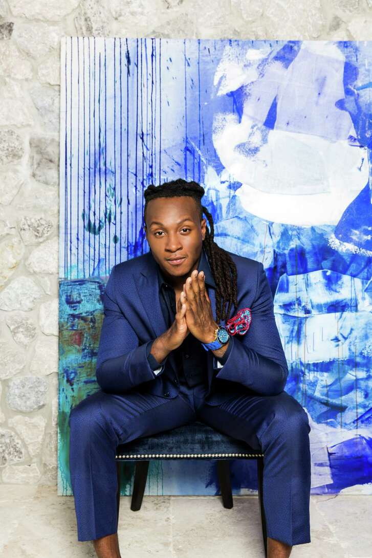 DeAndre Hopkins, Texans wide receiver and fashion plate