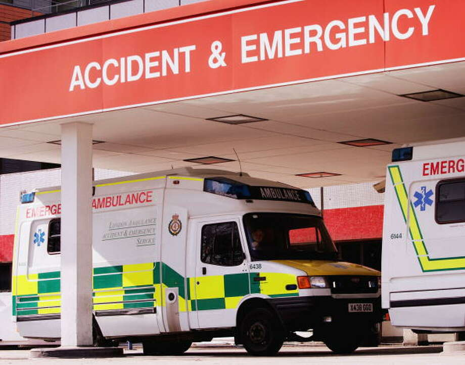 An ambulance ride can lead to surprise medical billings.In more than half of cases involving ambulance transportation, the ambulance services were out-of-network. (Photo by Graeme Robertson/Getty Images) Photo: Graeme Robertson/Getty Images