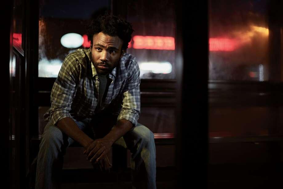 "Donald Glover created and stars in ""Atlanta."" Photo: Matthias Clamer/FX, TNS"