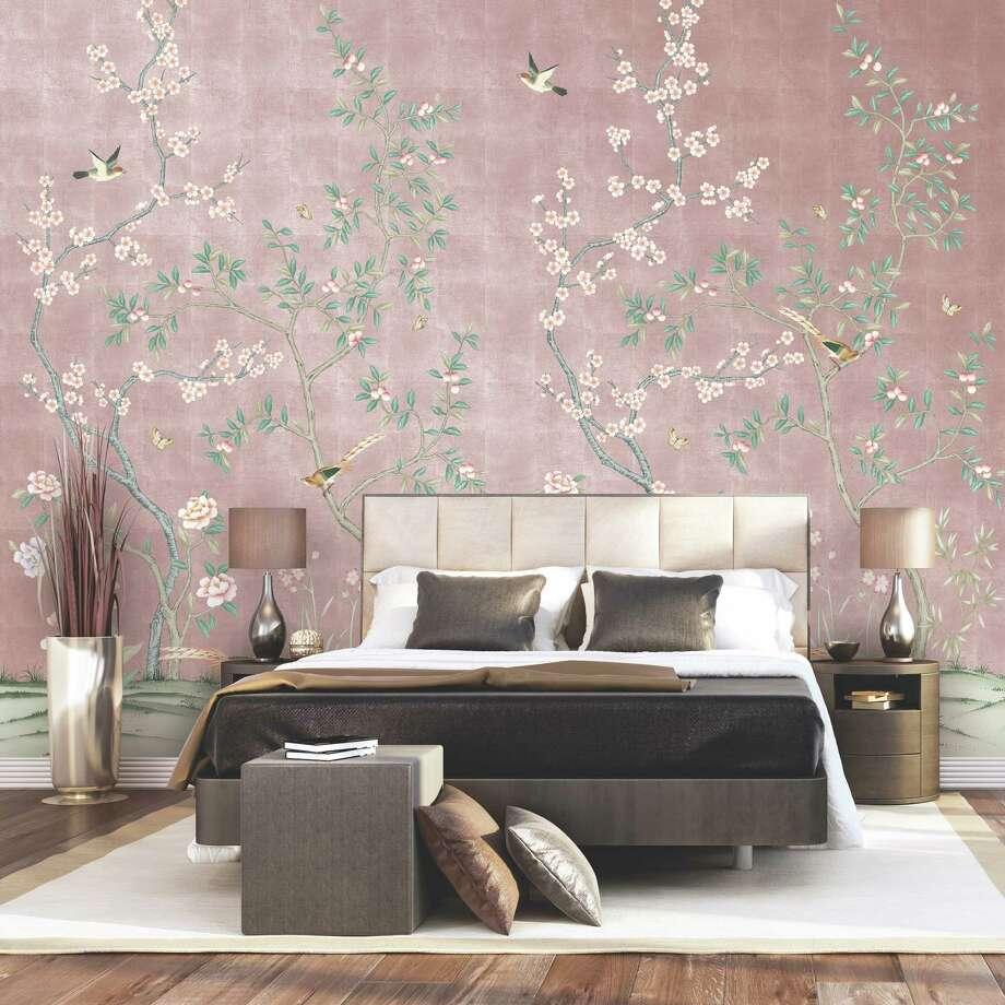 Paper perfect Customized for your walls Houston Chronicle