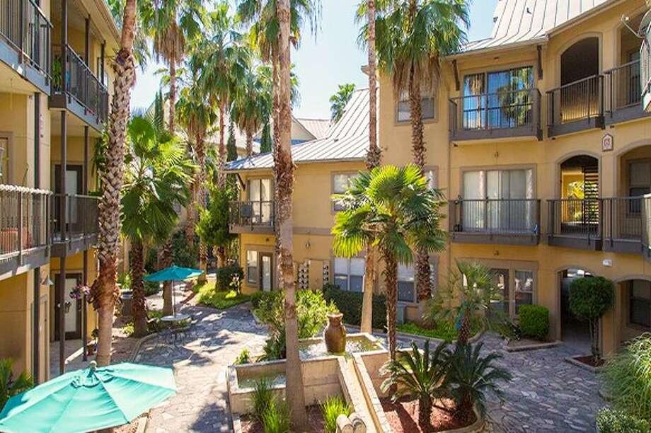 The Niche apartment complex is the fourth property purchased in San Antonio by California firm Hamilton Zanze since last year. Photo: Hamilton Zanze