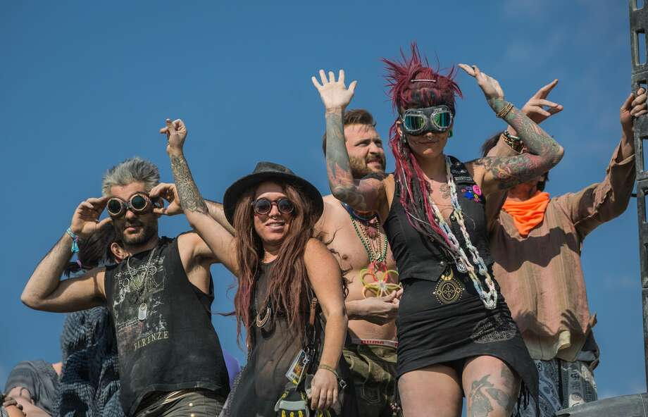Burning Man without drugs: 'The type of fun you have sober
