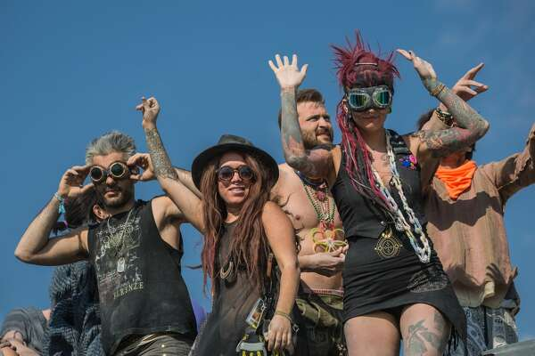 Burning Man tickets sold out in a lightning-fast 35 minutes