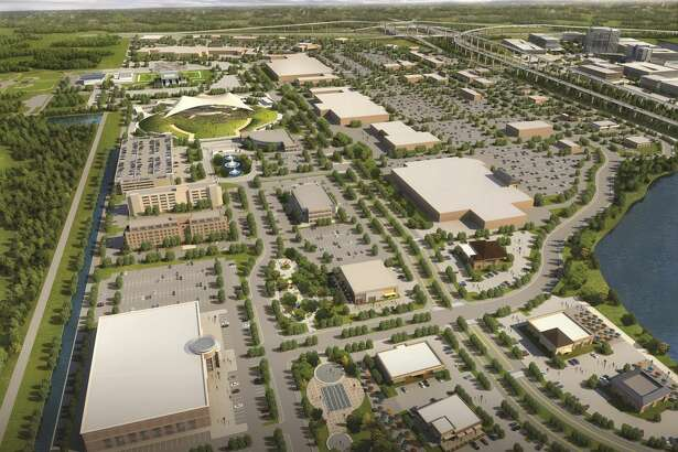 Valley Ranch development in Montgomery County.