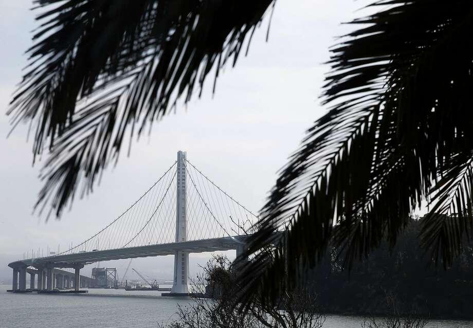 Bay bridge rainy day fund runs low leaving toll payers on for Bay bridge run 2016