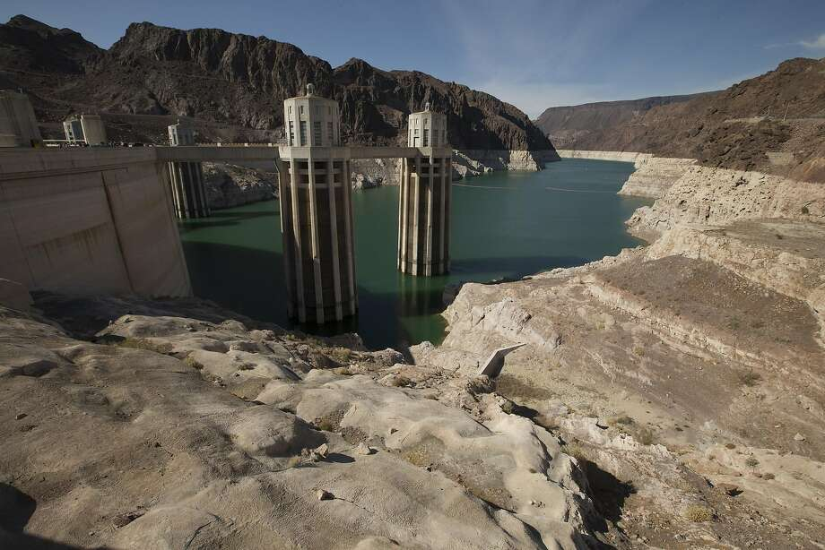 Lake Mead Forecast Hot And Dry With Plenty Of Anxiety