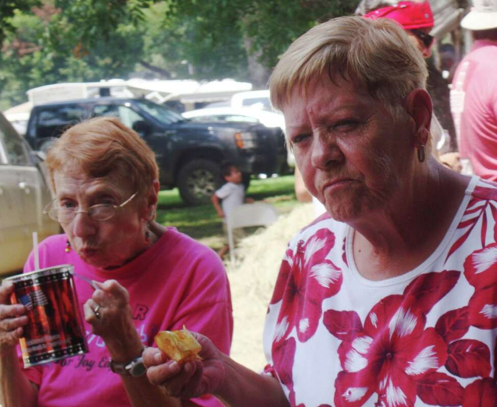 The World Championship Barbeque Goat Cook-Off, in Brady, brings in about 10,000 people each year. It stared in 1974 as a fundraiser and has grown into an affair where more than 5,700 pounds of goat meat are cooked.