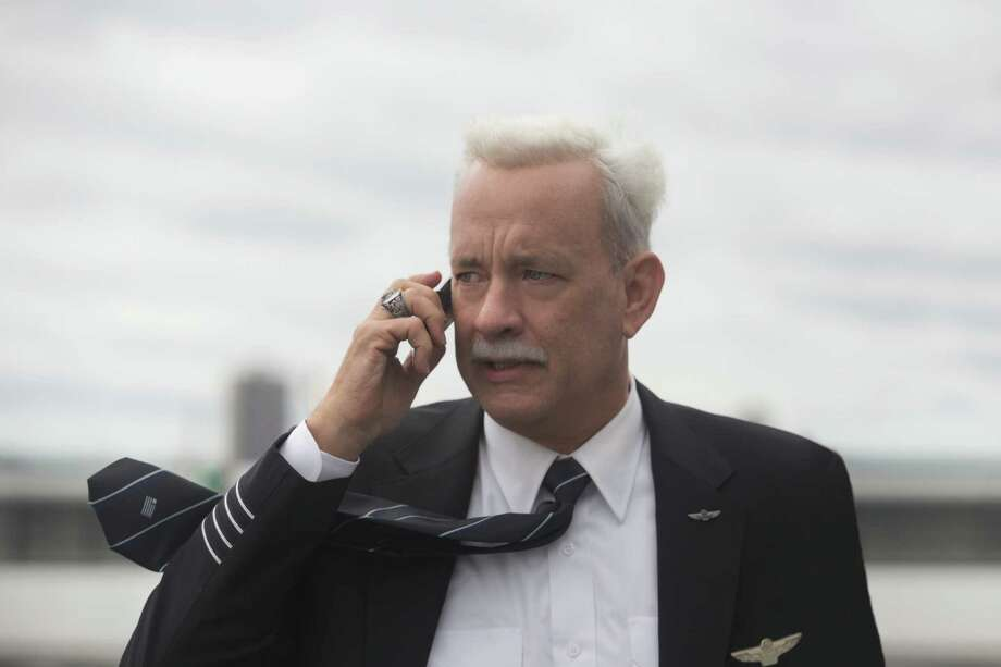 "This image released by Warner Bros. Pictures shows Tom Hanks in a scene from ""Sully."" (Keith Bernstein/Warner Bros. Pictures via AP) ORG XMIT: NYET730 Photo: Keith Bernstein / © 2015 Warner Bros. Entertainment Inc. All Rights Reserved."