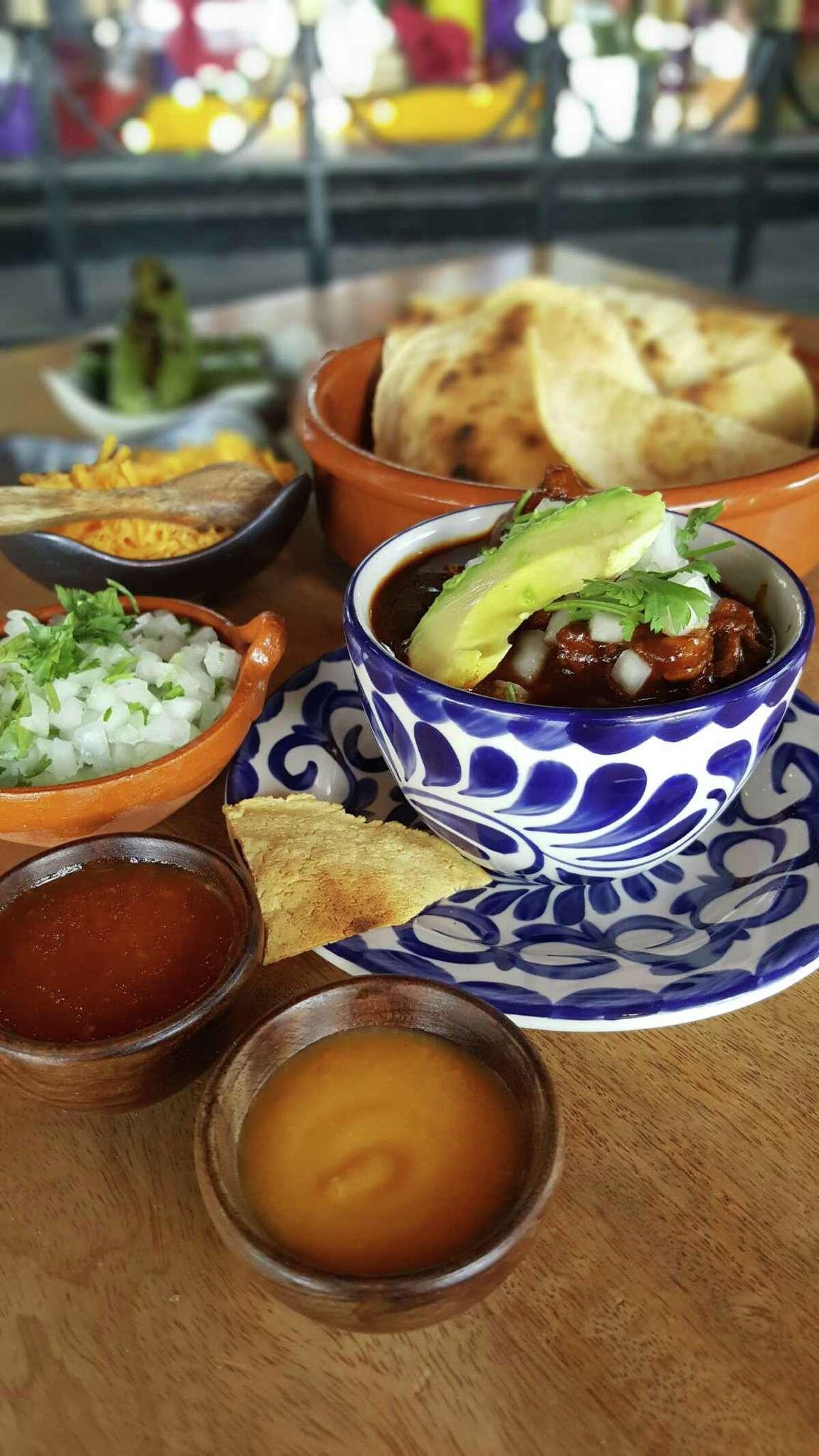Mi Tierra Cafe & Bakery: 218 Produce Row Open 24 hours