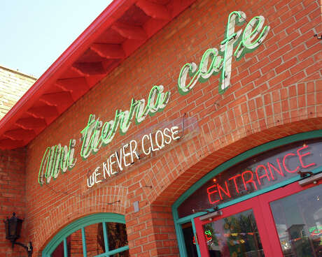 Mi Tierra Cafe has become a San Antonio institution and a tourist attraction in itself making it reader's choice for best place to take out-of-town guests. Laura McKenzie/Special to the Express-News