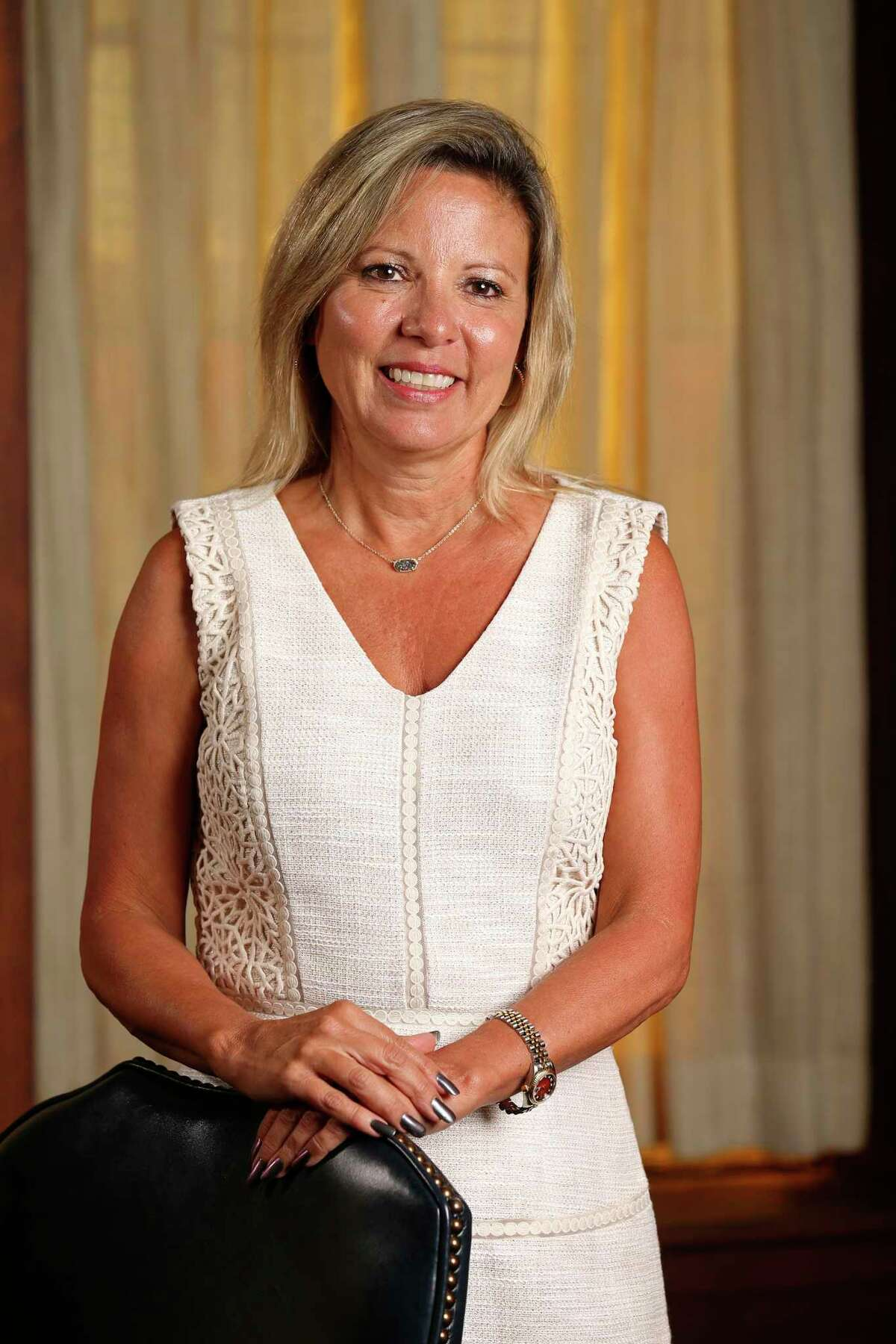 Susan Pape, who has served as publisher for three years, will assume the role of chairman of the Express-News.