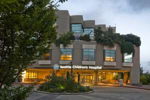 Seattle Children's Hospital, pictured in a file photo.