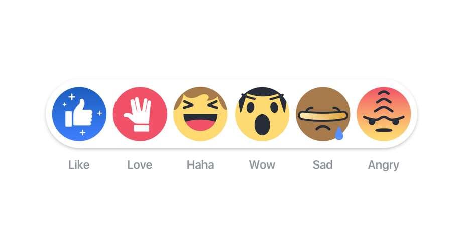 Facebook adds 'Star Trek' reaction faces for fans