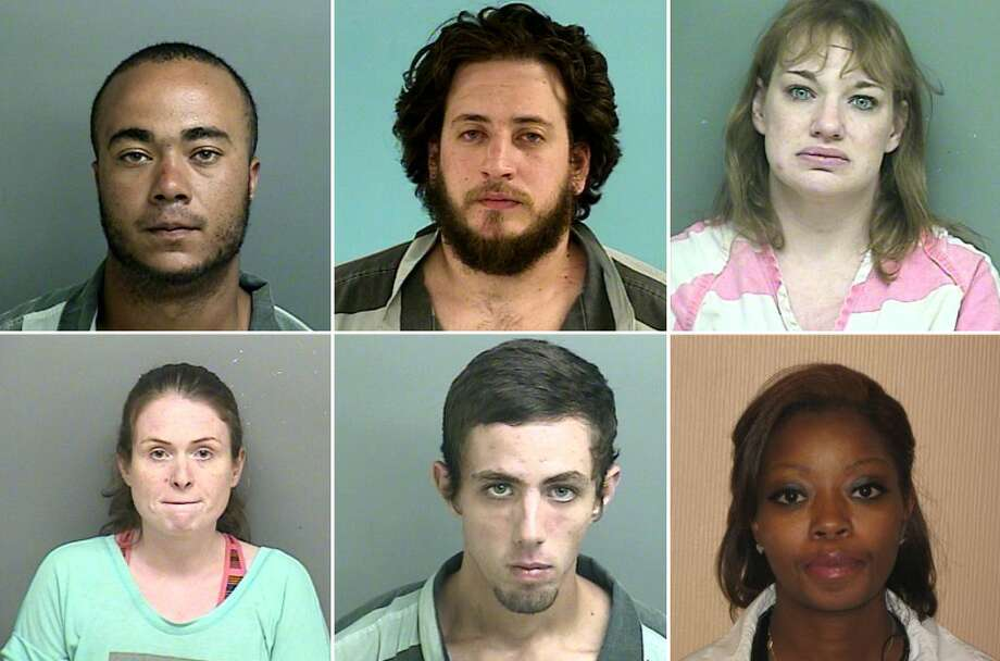 Click through to see which felons the Montgomery County Sheriff's Office is on the look out for.