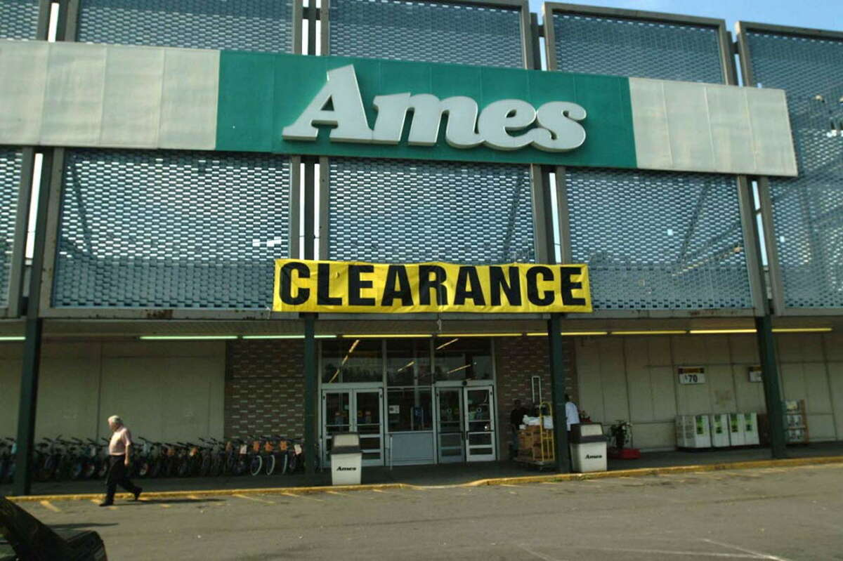 Ames Department Stores. The chain shuttered stores nationwide in 2002, which cost the Capital Region more than 750 jobs and left some communities without their main source of daily sundries.