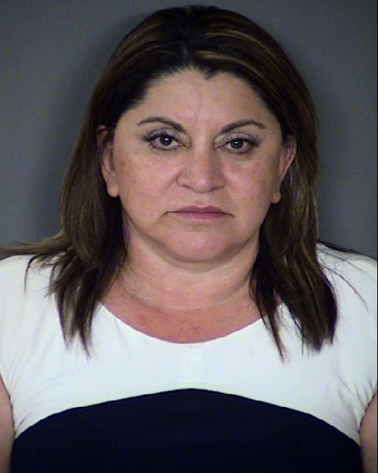 Frances Hall, 53, was convicted Sept. 8 on murder and aggravated assault with a deadly weapon charges in San Antonio. Photo: Bexar County Sheriff's Office