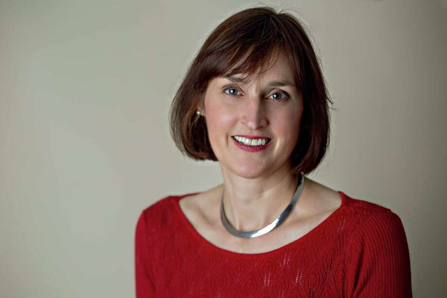 Laurel Peterson, an author and poet, is Norwalk's first poet laureate. Photo: Contributed Photo / Ute-Christin Photography