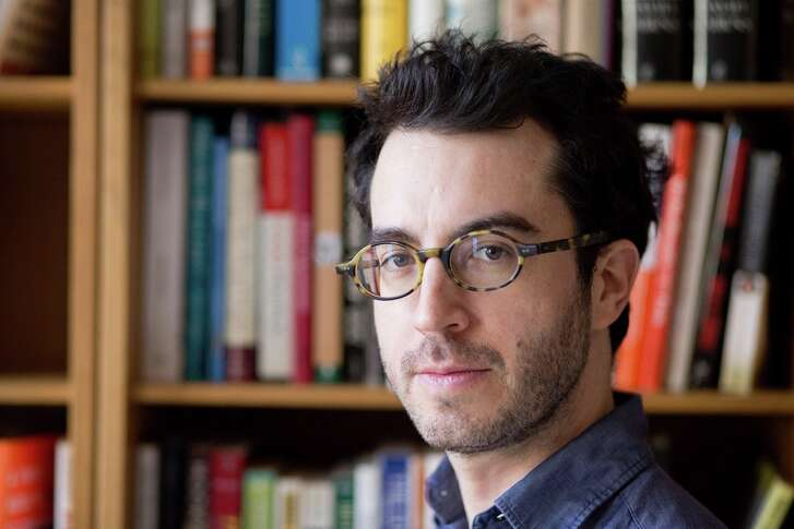 "Author Jonathan Safran Foer returns after a decade with ""Here I Am."""