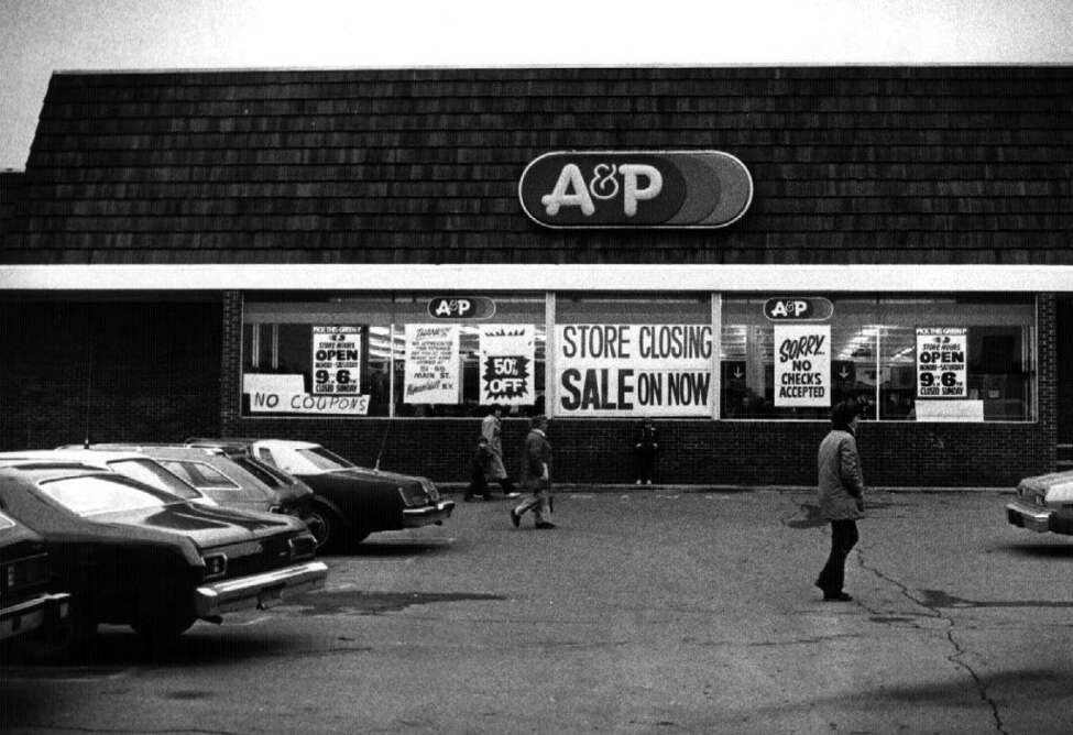 Click through the slideshow to look back at a few stores and other venues that have come and gone in the Capital Region. A&P supermarkets. The market chain eliminated virtually all of its Capital Region stores in 1981.