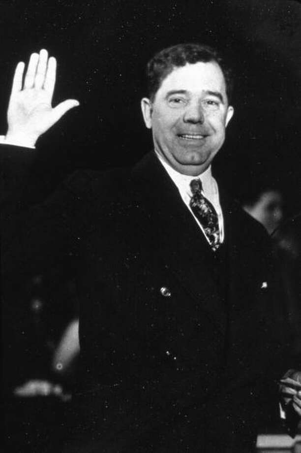 "Huey Long's best quotes""I have so many things to do and not enough time to do them. I may not live long enough to do everything I want to do.""Source: Hueylong.com Photo: MPI/Getty Images"