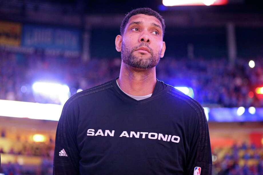 1. Life without Duncan For the first time since 1996, the Spurs will enter a season sans Tim Duncan. The future Hall of Famer announced his retirement in July; the team – and the city – has been bracing for life without him ever since.  Photo: Edward A. Ornelas /San Antonio Express-News / © 2016 San Antonio Express-News