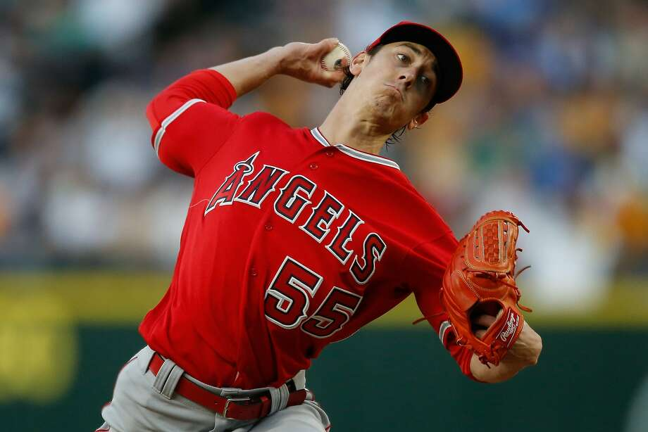 SEATTLE, WA - AUGUST 05:  Starting pitcher Tim Lincecum #55 of the Los Angeles Angels of Anaheim pitches against the Seattle Mariners in the third inning at Safeco Field on August 5, 2016 in Seattle, Washington.  (Photo by Otto Greule Jr/Getty Images) Photo: Otto Greule Jr, Getty Images