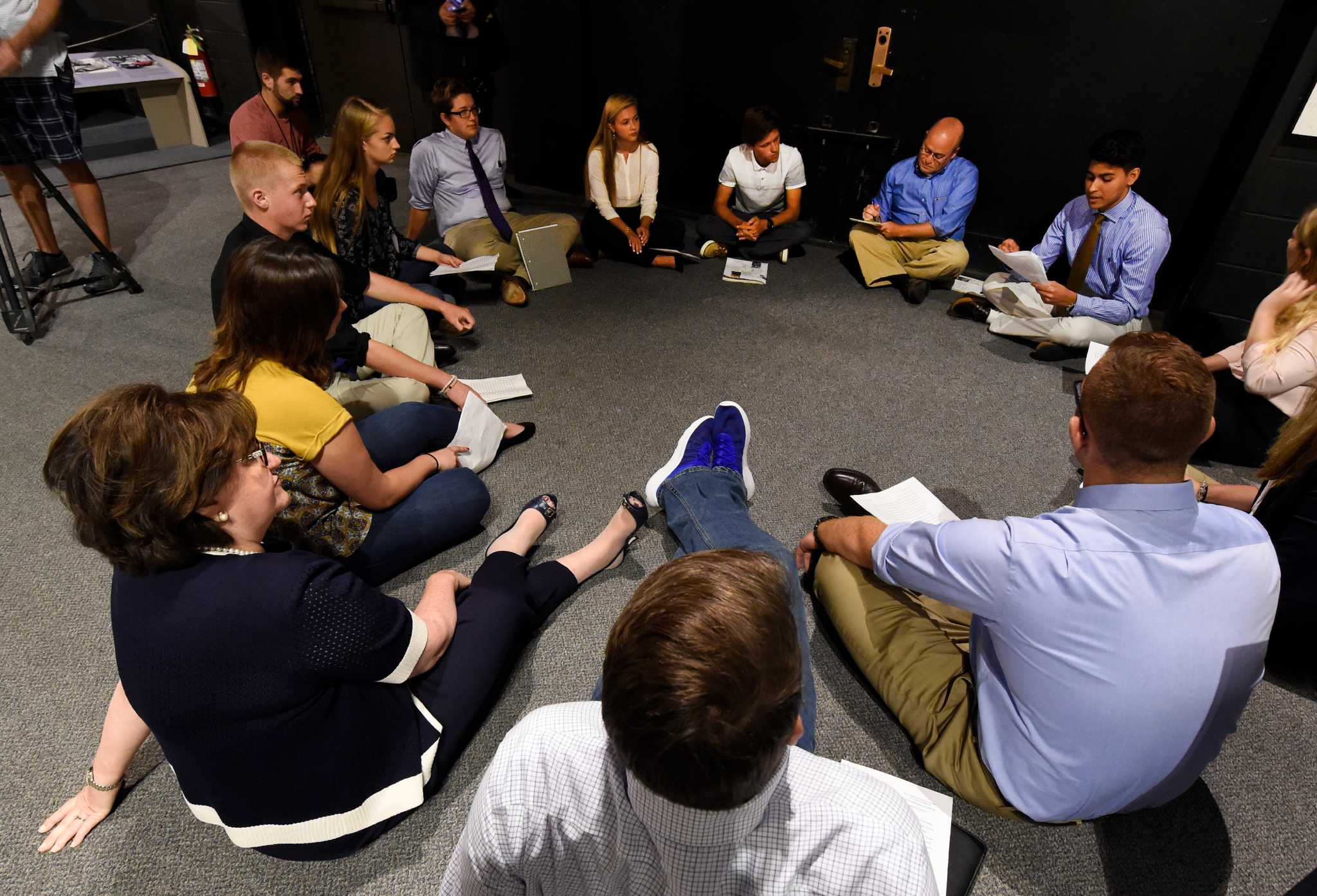 BOCES students reflect on 9/11 - Times Union