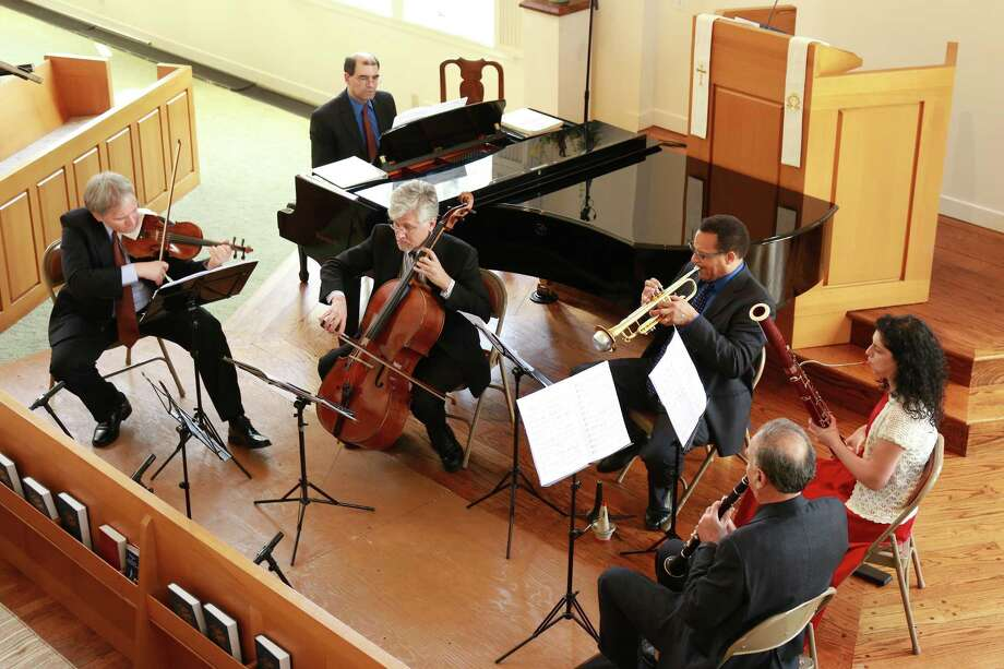 "The Chamber Players of the Greenwich Symphony will start its 45th season with ""The Blue Danube,"" works for strings and piano by Bartok, Goldmark and Haydn at 4 p.m. Oct. 9 at Round Hill Community Church and 7:30 p.m. Oct. 10 at the Bruce Museum. Wine and cheese reception. Season tickets are $90 for adults and $15 for students. Single concert tickets are $30 for adults and $5 for students. For more information, call 203-637-4725. Photo: Contributed / Contributed Photo / Greenwich Time Contributed"
