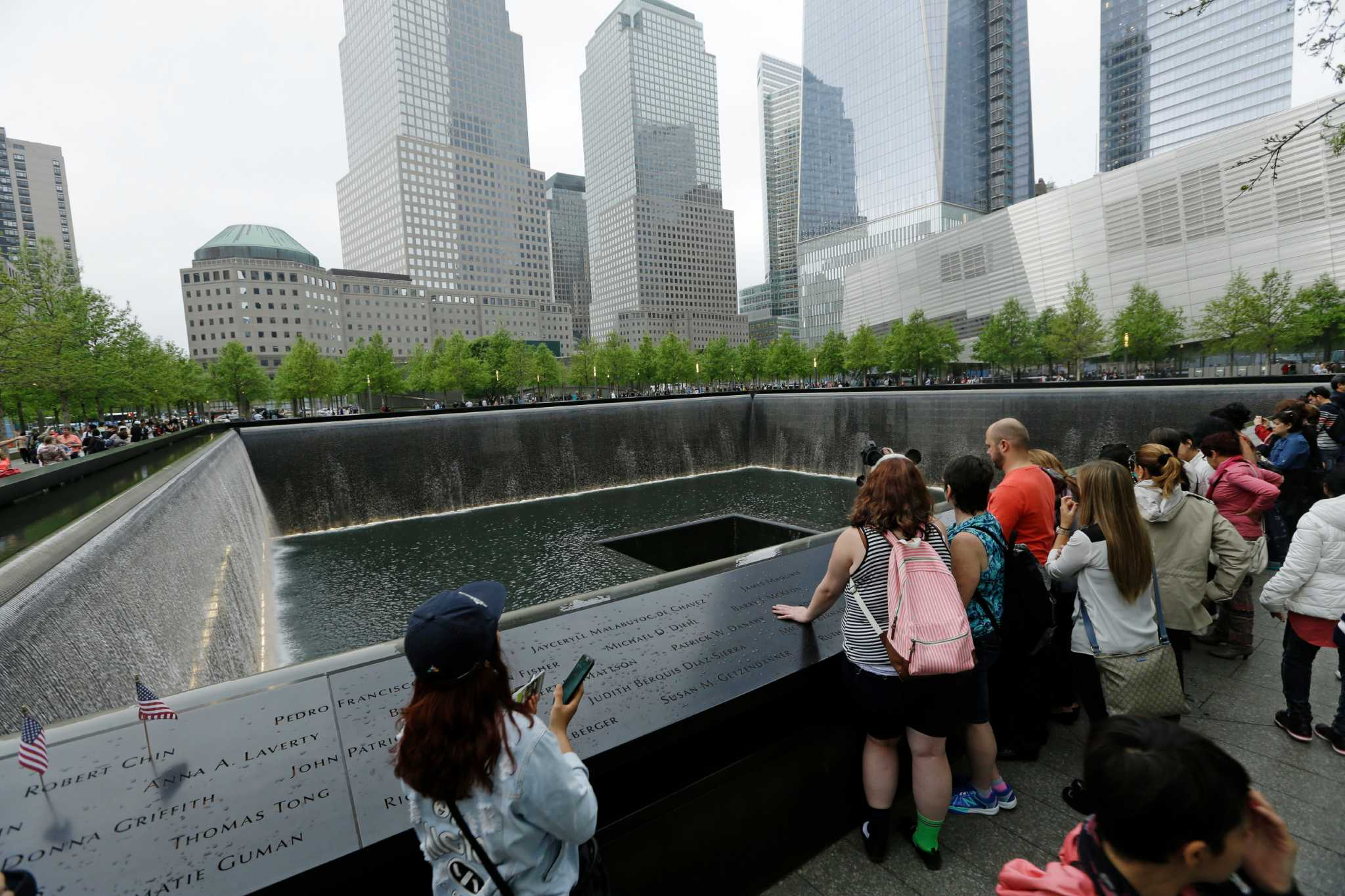 On 15th anniversary of 9/11, Lower Manhattan seeing a robust