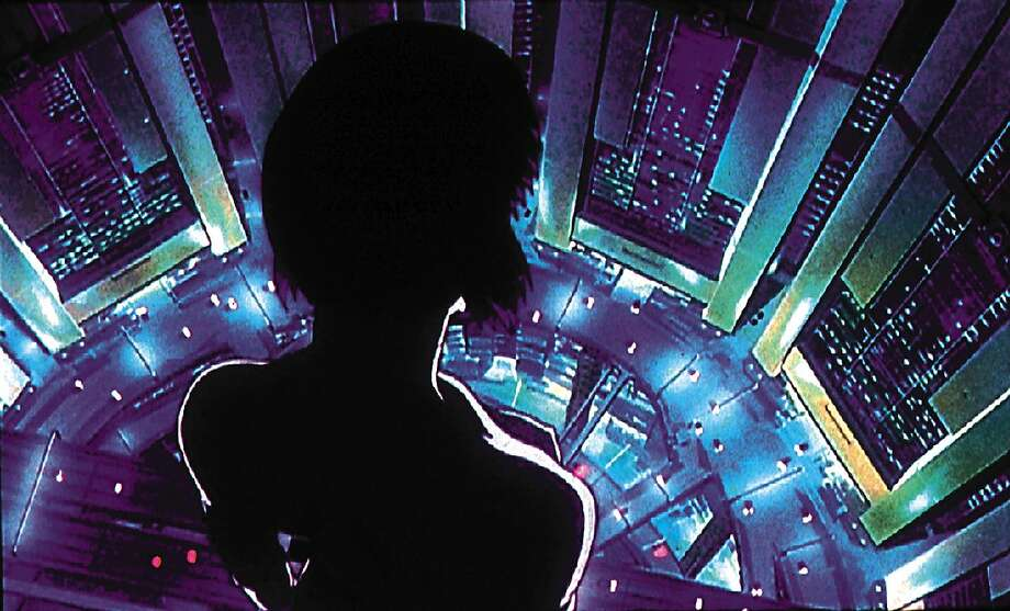 Ghost In The Shell Angelika films