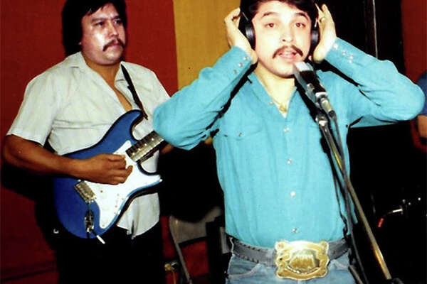 """Emilio Navaira: Tejano Music Icon,"" a display of the singer's mementos and memorabilia, is an addition to The Wittliff Collections housed inside the campus' Albert B. Alkek Library that opened on Sept. 1."