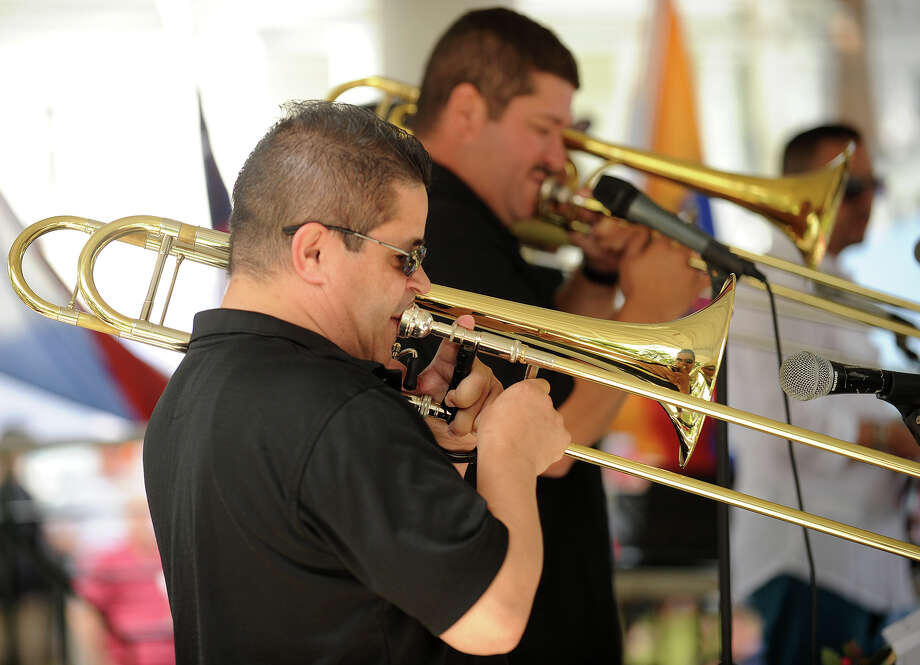 The first annual Stratford Latin Music Festival on Paradise Green took place in 2013. This year's event will take place on Sunday, Sept. 18, 2016. Photo: Brian A. Pounds / Brian A. Pounds / Connecticut Post