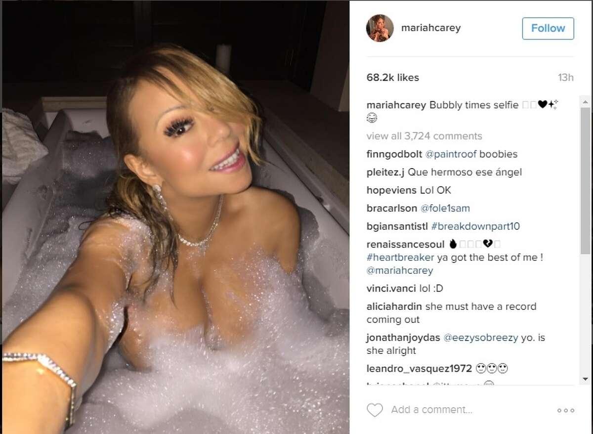 Mariah carey naked girls